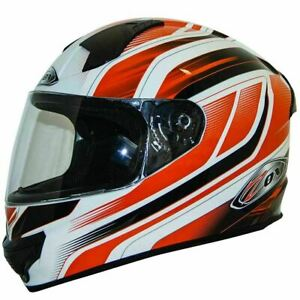 ZOX Thunder R2 Anthem Full Face Motorcycle Helmet Adult XS