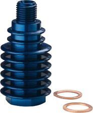 Moose Racing Rear Brake Caliper Cooler-Husqvarna-Blue