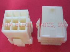 Lot Of 10 Amp Tyco 172161 1 9 Position 0163 Plug