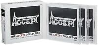 "ACCEPT ""THE ACCEPT COLLECTION"" 3 CD SET NEU"