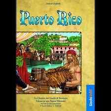 PUERTO RICO Nuova Edizione Italiano Gioco da Tavolo Giochi Uniti Strategia