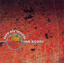 IAN BODDY Rare Elements 2CD OOP Electronic PROG (Mark Shreeve, Tangerine Dream)