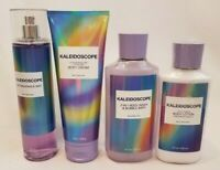Bath & Body Works KALEIDOSCOPE  Mist Cream Lotion  Shower Gel  You Choose