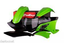 Kit plastiques Polisport  Couleur Origine Kawasaki K250F Année 2009-2012  ..