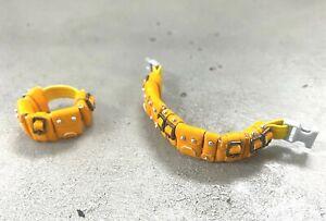 SU-TDK: 1/12 utility belt & leg pouch for Mafex Mezco One:12 Batman (No Figure)