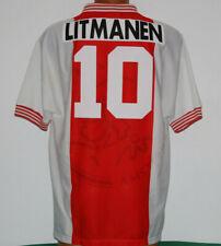Litmanen Ajax Umbro Home UEFA champions League Final 1995-96 shirt jersey