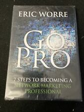 Go Pro : 7 Steps to Becoming a Network Marketing Professional (2013, Compact...