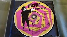 BETTY BOO DOIN' THE DOO 4 TRACK PROMO REMIX CD FREE SHIPPING
