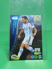 Panini #325 Lavezzi Fan's Favorite Fifa World Cup Brasil 2014 Adrenalyn XL