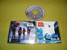 Mr. Big - Bump Ahead - RARE 1993 Germany IMPORT CD Billy Sheehan / Paul Gilbert