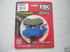 264 par de almohadillas EBC Carbono Series SYM CITYCOM HD PGO TGB