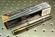LOT of 12, 3M RED LASER POINTERS + BATTERIES great office gift, door prize, tool