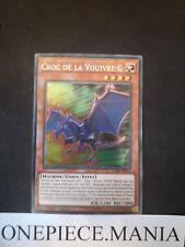 Yu-Gi-Oh! Croc de la Vouivre LCKC-FR021 C (LCKC-EN021) VF/SECRET