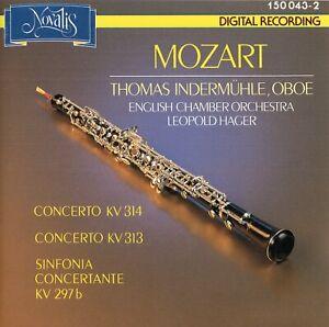 Mozart: Oboe Concertos, KV 313 & 314 · Sinfonia concertante, KV 297b