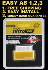 NITRO OBD2 PERFORMANCE CHIP ALL GMC CAR/TRUCK 1996-2017 SAVE GAS/FUEL