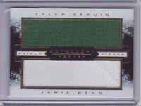 2014-15 Panini Anthology Paired Pieces Jamie Benn/Tyler Seguin 075/199 Jersey