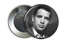 Badge Pin Button 38 mm Jack Kerouac