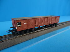 Marklin 331 High Board open goods car version 2 of 1950 in OVP
