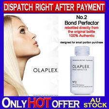 OLAPLEX Step 2 - NO.2 BOND PERFECTOR 30ml 100% Authentic Rebottled Small Portion
