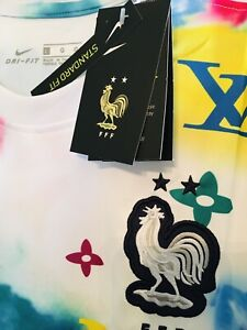 2022 France World Cup Euro Concept Soccer Football jersey XL