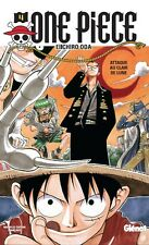 "manga One Piece Tome 4 ""Attaque au Clair de Lune"" Edition Originale Eiichiro Oda"