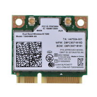 For Intel Dual Band Wireless-ac 7260HMW WiFi+Bluetooth 4.0 Mini PCI-e WiFi Card