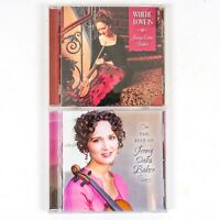 Lot of 2 *Autographed* Jenny Oaks Baker CDs: Where Love Is & Best of...