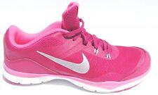 Nike Flex Trainer 5 V Purple Pink Womens Cross Training Shoes  Size 8.5