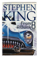 FROM A BUICK 8 (2002) STEPHEN KING SIGNED, BECKETT CERTIFIED 1ST EDITION, FINE
