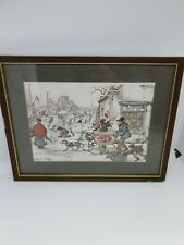 More details for anton peck framed snow picture