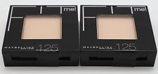 2 PK MAYBELLINE NEW YORK FIT ME! POWDER 125 NUDE BEIGE 0.3 OZ LOW PRICE IN TOWN