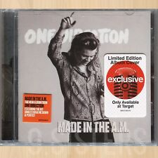 HARRY Styles COVER----> ONE DIRECTION Made In The A.M. TARGET 1D CD Perfect 0210