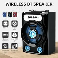 More details for kids portable karaoke machine bluetooth 5.0 mp3 speaker fm mic x1 pure acoustics