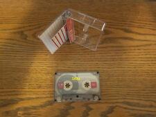 Audio cassette 1khz tone calibration speed adjustment test and alignment