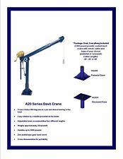 Big Q A20 Davit Crane