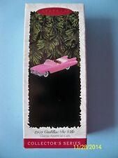 Hallmark Ornament 1959 Cadillac de Ville Classic American Cars Collectiion 1996