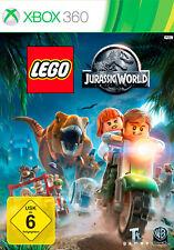 LEGO Jurassic World - Xbox 360 (NEU & OVP!)