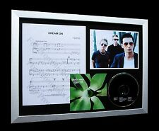 DEPECHE MODE Dream On LTD Nod CD MUSIC FRAMED DISPLAY!!