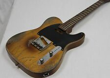 MJT Official Custom Order Aged Nitro Body & MK MJT Neck Combo Kit Mark Jenny VTT