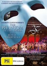 The Phantom Of The Opera At The Royal Albert Hall (DVD, 2011)