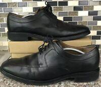 Cole Haan Grand OS C20159 Black Leather Oxfords Men's Dress Shoes Size 11 M