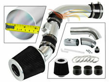 BCP BLACK For 07-12 Colorado/Canyon/H3/H3T 3.7 I5 Cold air intake kit +Filter