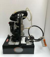 HYDRASHEAR 7750024 AIR HYDRAULIC PUMP/ POWER PACK FOR CABLE CUTTER 700 BAR