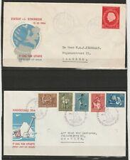 Nederland, FDC E19 Frisse enveloppe, E20, cat €95,-
