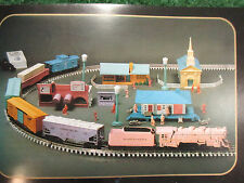 K-LINE - HISTORICAL FOUNDATION - GIRLS TRAIN SET - VERY RARE WITH ORIGINAL BOXES