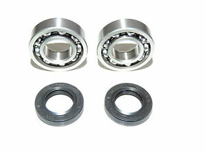 OIL SEAL & BEARING SET FITS STIHL 017 018 MS170 MS180 MS171 MS181 CHAINSAWS.