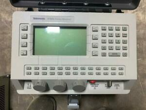 Tektronix 2722A CATV Sweep Reciever RF Tester (pulled from working environment)