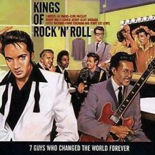 (hz269) Kings of Rock N Roll 24 Tracks Various Artists - 2004 CD