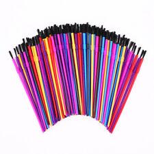 Kids Paint Brush SET Round Brushes Children Paint Brush set of 140 craft brush