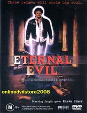 ETERNAL EVIL (a.k.a The Blue Man) Karen BLACK HORROR Film DVD (NEW SEALED) Reg 4